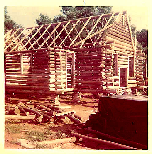 Building the log cabin by jack lynch for 5 structural types of log homes