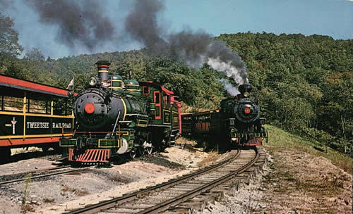 Discount coupons for tweetsie railroad